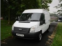 2012/12 FORD TRANSIT 125 T350 MWB MEDIUM ROOF - NEW CLUTCH - A/C