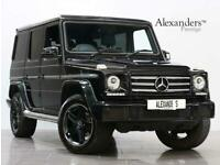 2018 Mercedes-Benz G Class 3.0 G350 CDi Night Edition G-Tronic 4WD (s/s) 5dr SUV