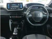 "2020 Peugeot 208 Peugeot 208 1.2 PureTech 100 Allure Premium 5dr EAT8 10"" T"