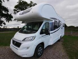 Rimor Superbrig Suite Rear lounge 5 Berth motorhome MANUAL 2018/68