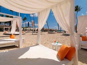 BAVARO BEACH VILLA +FREE IFA RESORT BEACH LOUNGES CHAIRS +MORE