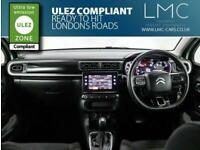 2018 Citroen C3 1.2 PURETECH FLAIR S/S 5d AUTO 109 BHP Hatchback Petrol Automati