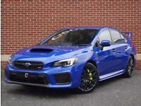 BRAND NEW Subaru WRX STI Final Edition 2.5 STI Type UK awd 4dr (WR Blue Pearl)