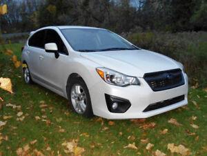 Subaru Impreza 5 spd 2.0L with Warranty