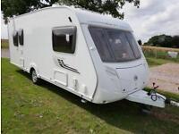 Swift Charisma 540/5 2010 Touring Caravan