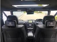2014 64 Mercedes-Benz G63 AMG 5.5 ( 544bhp ) 4X4 + MATT BLACK + HUGE SPEC