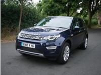 2015 Land Rover Discovery Sport 2.2 SD4 HSE Luxury 4X4 5dr