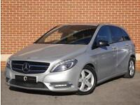 2012 12 Mercedes B Class 1.8 B200 CDI BlueEFFICIENCY Sport (Silver, Diesel)