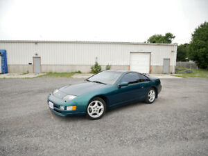 1995 Nissan 300ZX N/A 5-speed 2-seater