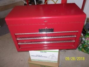 NEW JOBMATE TOOL CHEST JAMMED PACKED WITH TOOLS