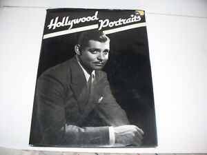 Hollywood Portraits Book. Photos from Hollywood's Golden Era.