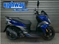 Sym Jet 14 125 EFI Scooter Learner Legal Latest Model Pcx P/X Welcome