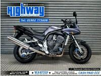 2004 Yamaha FZS 1000 Fazer Immaculate Condition with Warranty & 12 Month MOT