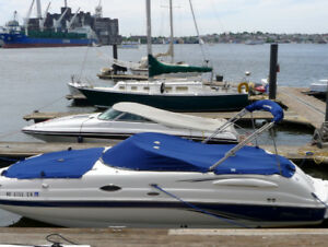MARINE CANVAS + UPHOLSTERY REPLACED+REPAIRED Bimini's Covers
