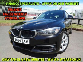 2014 BMW 318 2.0TD SE GT - One Owner, Maintained BMW - KMT Cars