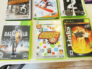 I have 11 XBox 360 Games for Sale -Excellent Condition $11.00ea Kitchener / Waterloo Kitchener Area image 5