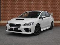 BRAND NEW Subaru WRX STI 2.5 STI Type UK awd 4dr (Pearl White, Petrol)