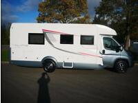 2018 model Roller Team T-Line 785 5 Berth Motorhome