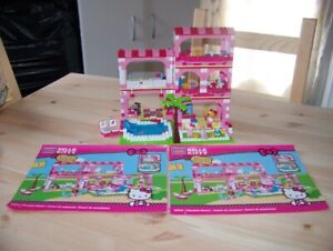 Hello Kitty Vacation Resort Lego Set