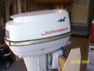 outboard for parts or rebuild