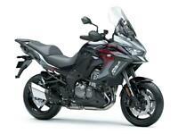 NEW 2021 Kawasaki Versys 1000 ABS SE **IN STOCK**Grey Or Green**