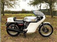 Triumph Slippery Sam Replica Trident T150V With Matching Numbers