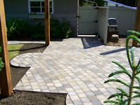 Driveway, Patio, Retaining Walls, Ponds - Cash Jobs