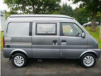 WildAx Cutie 4 Berth Campervan Conversion DFSK LOADHOPPER