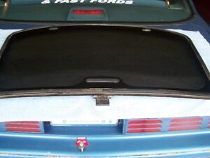 FOX MUSTANG SUNROOF