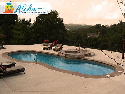 Fiberglass Pool- Isabella 16' x 35'