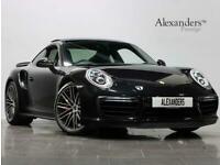 Porsche 911 3.8T 991 Turbo PDK 4WD (s/s) 2dr Coupe Petrol Automatic