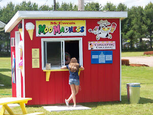 Turn Key Ice Cream Shack for sale - Must be Moved
