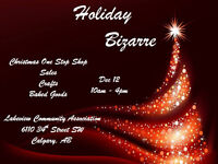 Holiday Bizarre Craft/Trade Show