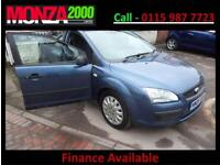 FORD FOCUS 1.6 LX AUTOMATIC NIL DEPOSIT FINANCE WARRANTY 2 OWNER ONLY