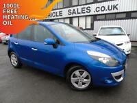 2011 Renault Scenic- Blue - Diesel - Platinum Warranty - Long MOT!