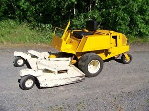 "72"" zero turn mower"