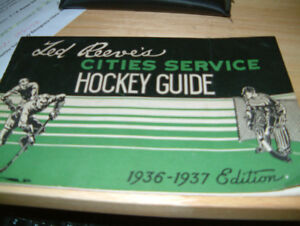 Ted Reeves 1936-1937 Edition Asking $60.00 o.b.o.