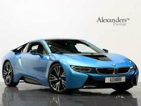 image for 2016 BMW i8 1.5 7.1kWh Auto 4WD (s/s) 2dr Coupe Petrol Plug-in Hybrid Automatic