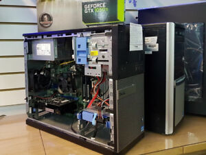 Tour gaming, Intel I7-2600 4 coeurs 3.4Ghz, Carte vidéo Nvidia G