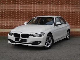 2012 12 BMW 3 Series 2.0 320d EfficientDynamics BluePerformance (White, Diesel)