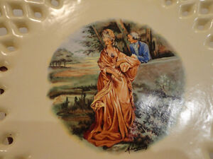 5 Vintage Plates, and a Cup from the 1940's to the 1960's Kitchener / Waterloo Kitchener Area image 8