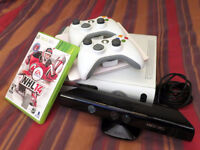 XBOX 360 + Kinect (Price Dropped - Must Sell by Sept 2!)