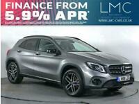 2018 Mercedes-Benz GLA-CLASS 1.6 GLA 180 URBAN EDITION 5d AUTO 121 BHP Petrol Au