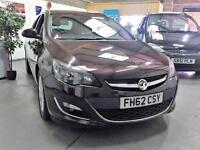 2013 62 Vauxhall Astra SE 1.7 Leather Trim
