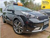 Kia Niro 1.6h GDi 3 DCT (s/s) 5dr ( 16in Alloy) SUV Petrol/Electric Hybrid Autom