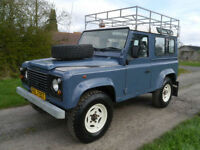 Land Rover DEFENDER 90 SOLD! SOLD!