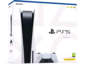 New Playstation 5 standard edition