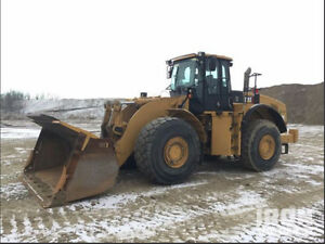 2007 Cat 980H Wheel Loader