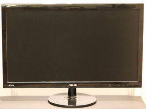 "ASUS VS247H-P, 23.6"" Full HD LED SLIM Widescreen Monitor"