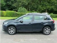 2018 Peugeot 2008 1.2 PureTech Active 5 DoorStart Stop Hatchback Petrol Manual